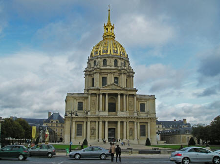 eglise du dome in paris. Black Bedroom Furniture Sets. Home Design Ideas