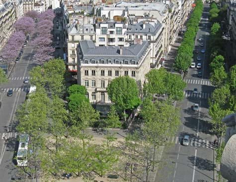 Hotels in and around Paris France