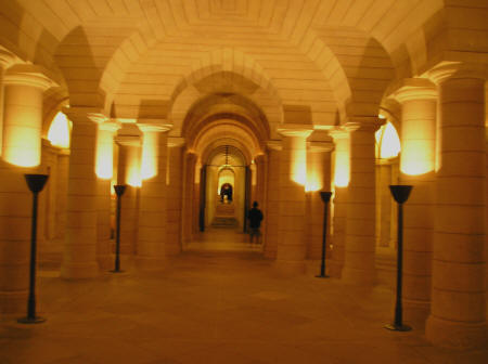 Pantheon Crypt in Paris France