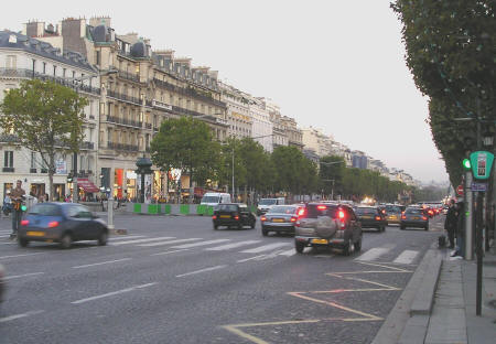 Car Rental in Paris France