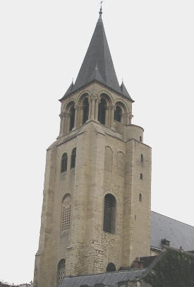 St Germain des Pres Church